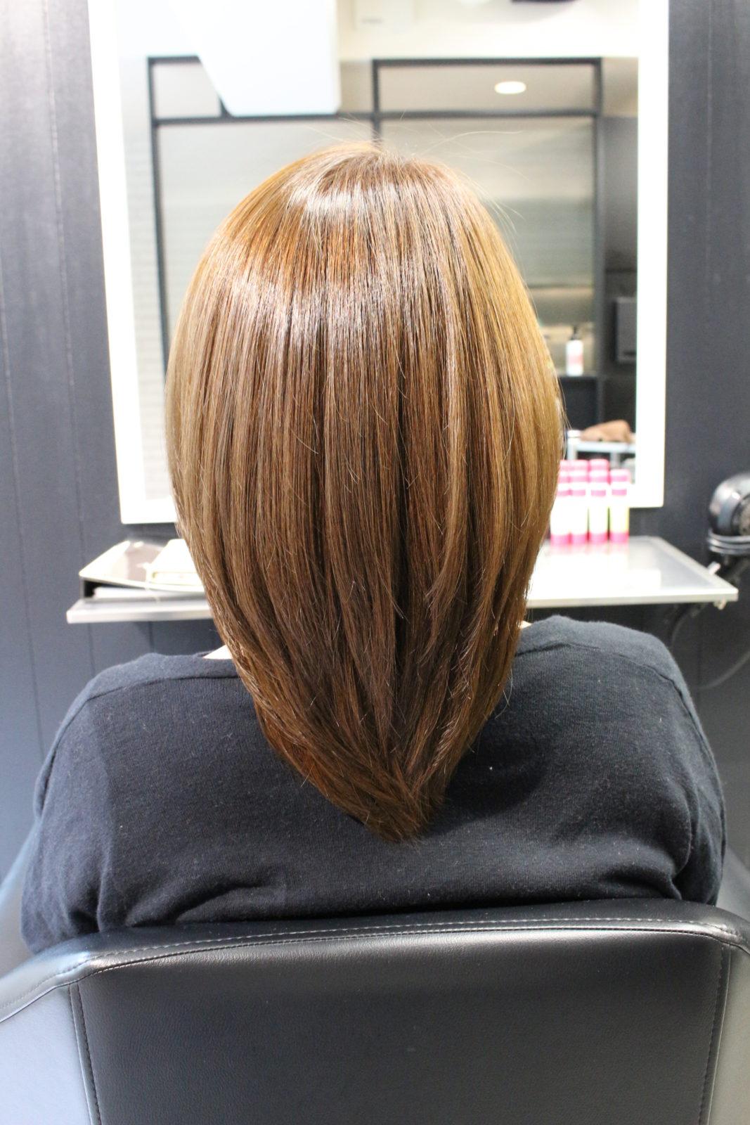 髪質改善4回目G様
