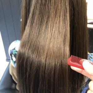 【新たに導入したトリートメント】今までにない仕上がりに♪艶髪や美髪にしてダメージ補修もバッチリ☆