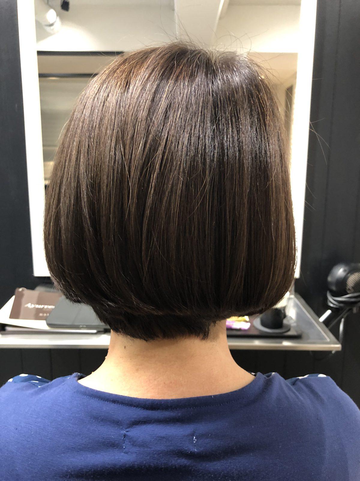 髪質改善・白髪染め