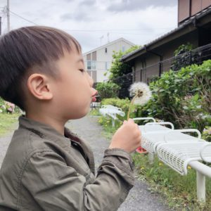 【休日公園Blog】お休みの時は決まって息子と公園へ遊びに行く♪